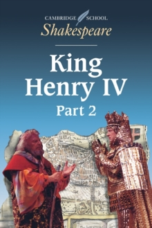 King Henry IV, Part 2, Paperback Book