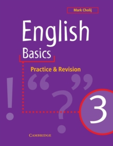 English Basics 3 : Practice and Revision, Paperback Book