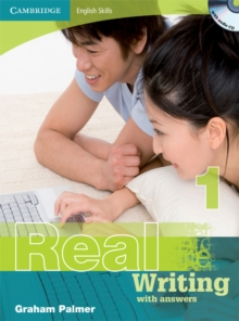 Cambridge English Skills Real Writing 1 with Answers and Audio CD : Level 1, Mixed media product Book