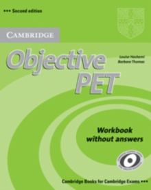 Objective PET Workbook without Answers, Paperback Book