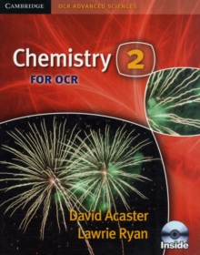 Chemistry 2 for OCR Student Book with CD-ROM, Mixed media product Book