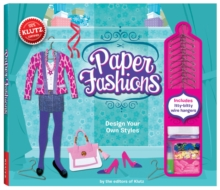Paper Fashions, Mixed media product Book