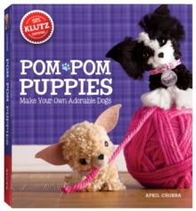 Pom-Pom Puppies, Mixed media product Book
