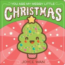 You are My Merry Little Christmas, Board book Book