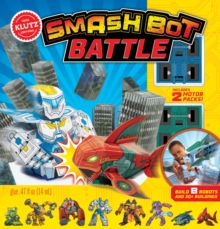 Smash Bot Battle, Mixed media product Book
