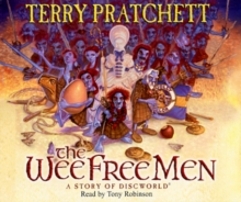The Wee Free Men, CD-Audio Book