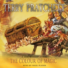 The Colour of Magic, CD-Audio Book