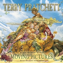 Moving Pictures, CD-Audio Book