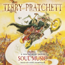 Soul Music, CD-Audio Book