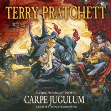 Carpe Jugulum, CD-Audio Book