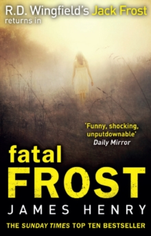 Fatal Frost, Paperback Book