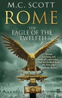 Rome : The Eagle Of The Twelfth, Paperback Book