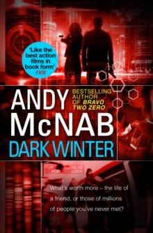 Dark Winter, Paperback Book