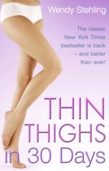 Thin Thighs in 30 Days, Paperback Book
