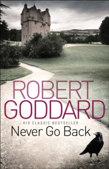 Never Go Back, Paperback Book