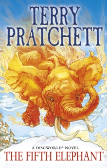 The Fifth Elephant, Paperback Book