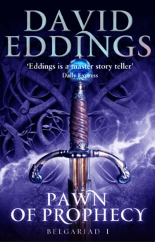 Pawn Of Prophecy, Paperback Book