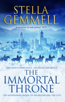 The Immortal Throne, Paperback Book