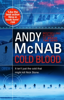 Cold Blood : (Nick Stone Thriller 18), Paperback Book