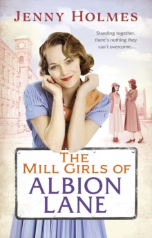 The Mill Girls of Albion Lane, Paperback Book