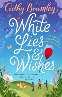 White Lies and Wishes, Paperback Book
