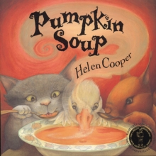 Pumpkin Soup : Book and CD, Paperback Book