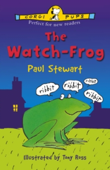 The Watch-frog, Paperback Book