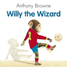 Willy the Wizard, Paperback Book