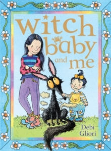 Witch Baby and Me, Paperback Book