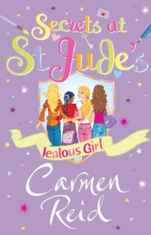 Secrets at St Jude's: Jealous Girl, Paperback Book