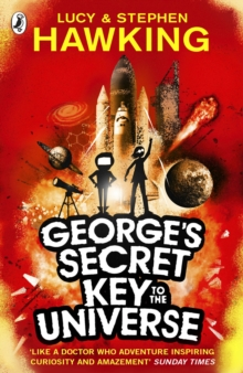 Georges Secret Key to the Universe, Paperback Book