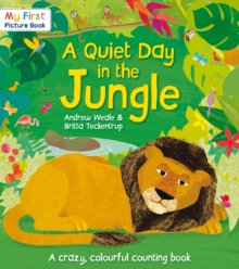 A Quiet Day in the Jungle, Paperback Book