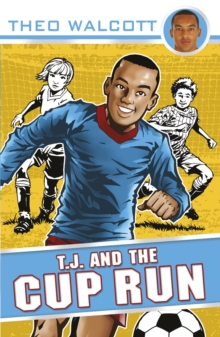 T.J. and the Cup Run, Paperback Book