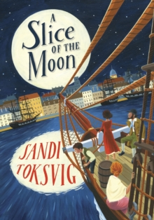 A Slice of the Moon, Paperback Book