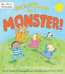Sometimes I'm a Monster, Paperback Book