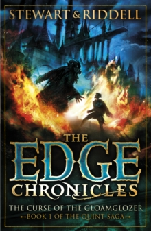The Edge Chronicles 1 : The Curse of the Gloamglozer, Paperback Book