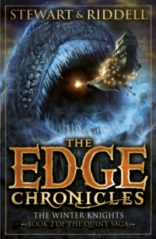 The Edge Chronicles 2: The Winter Knights : Second Book of Quint, Paperback Book