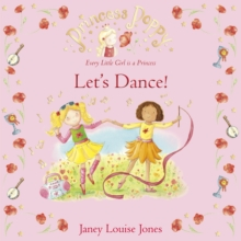 Princess Poppy : Lets Dance!, Paperback Book