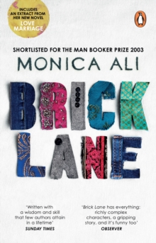 Brick Lane, Paperback Book