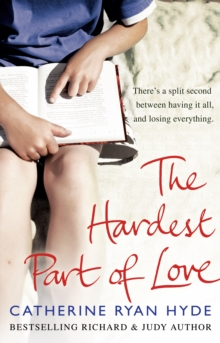 The Hardest Part of Love, Paperback Book