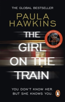 The Girl on the Train, Paperback Book