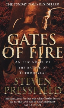 Gates Of Fire, Paperback Book