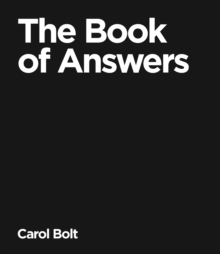 The Book of Answers, Paperback Book