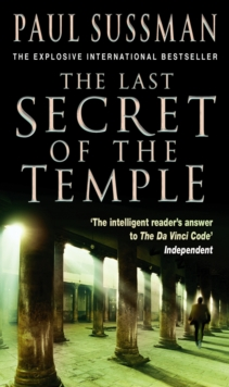 The Last Secret Of The Temple, Paperback Book