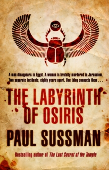 The Labyrinth of Osiris, Paperback Book