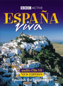 Espana Viva, CD-Audio Book