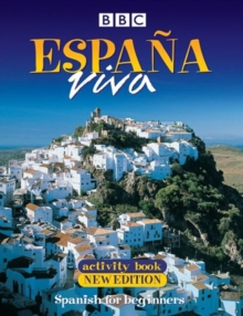 Espana Viva : Spanish for Beginners Activity Book, Paperback Book