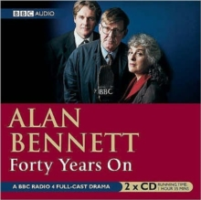 Forty Years On, CD-Audio Book
