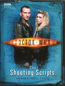 Doctor Who : The Shooting Scripts, Hardback Book