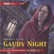 Gaudy Night, CD-Audio Book